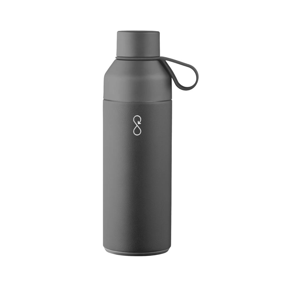 Ocean Bottle|環保保溫瓶 (Obsidian / 曜石黑)