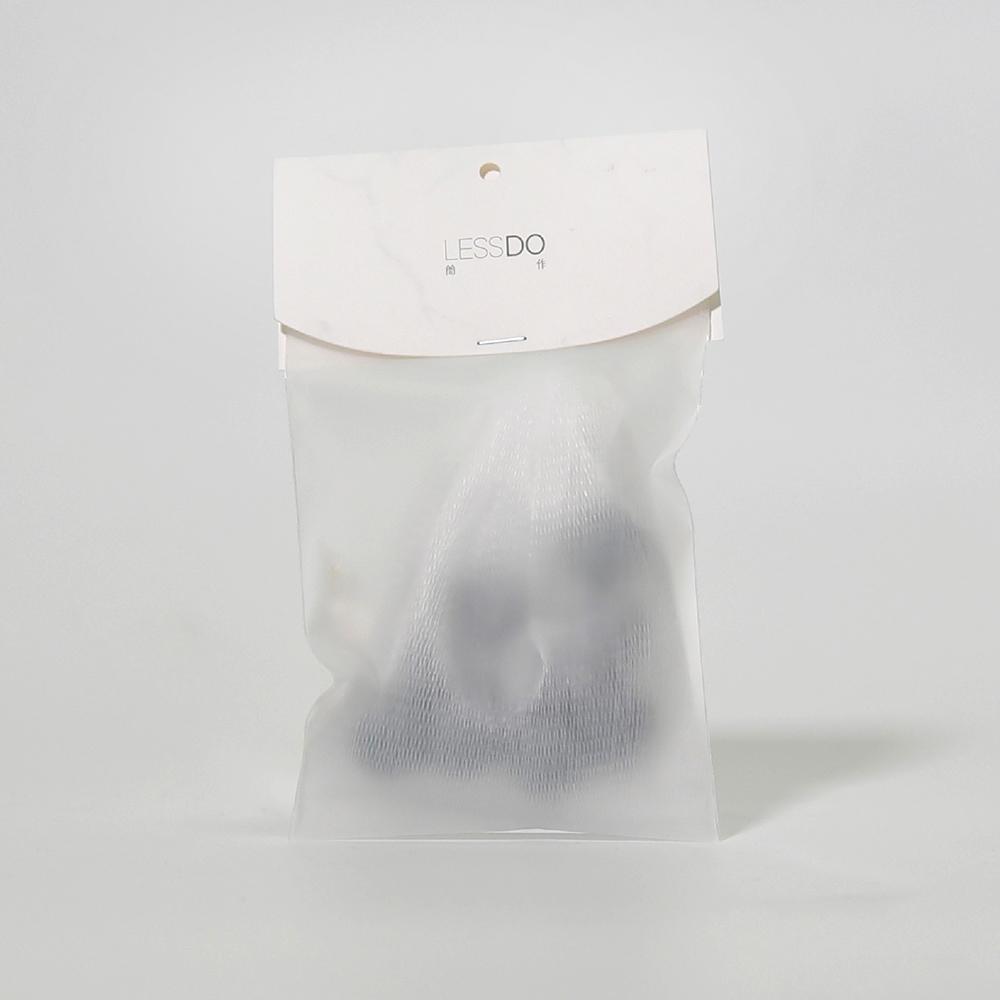 LESSDO|FACE SOAP手工彈珠潔顏皂-9入(含皂袋)-三入組
