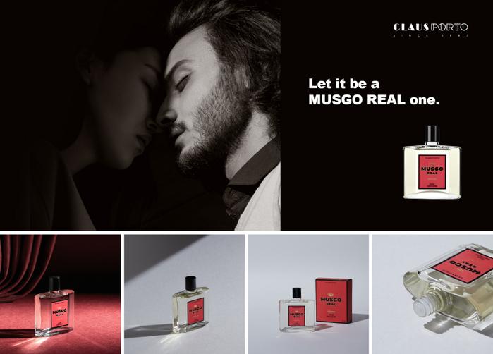 CLAUS PORTO|古龍香水 MUSGO REAL 100 ml