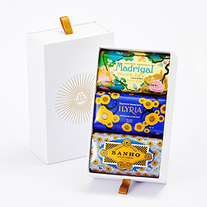 CLAUS PORTO|里斯本頌歌皇家香氛皂150g 王室零陵香(零陵香)