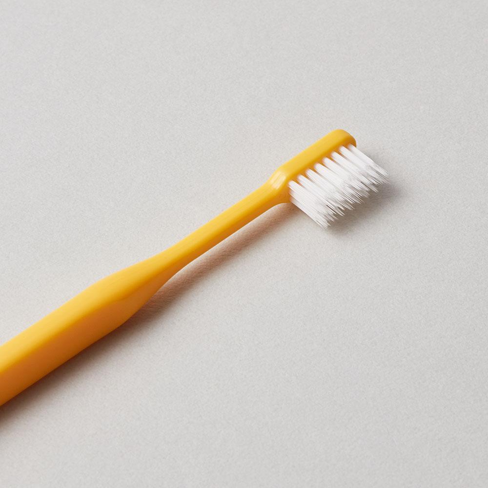 O'PRECARE|OKIT美齒雙層柔纖刷毛牙刷 檸檬黃