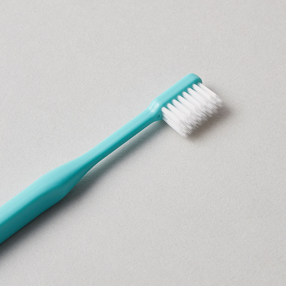 O'PRECARE|OKIT美齒雙層柔纖刷毛牙刷 薄荷綠