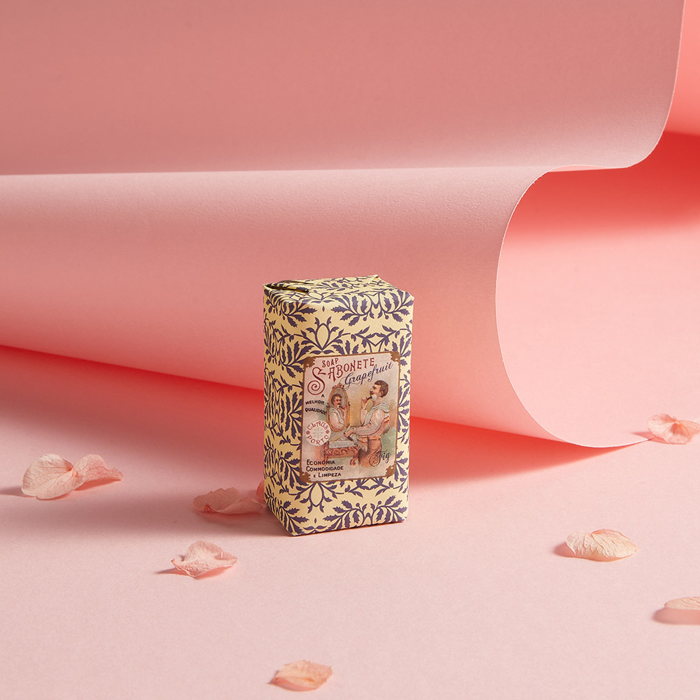 CLAUS PORTO|復古手工迷你香氛皂50g 賦活清晨(葡萄柚)