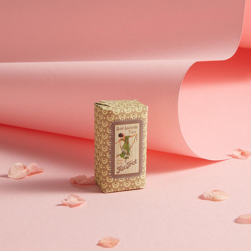 CLAUS PORTO|復古手工迷你香氛皂50g ㇐舞傾心(紫羅蘭)