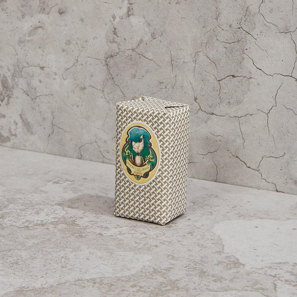 CLAUS PORTO|復古手工迷你香氛皂50g 反璞歸真(檸檬草)