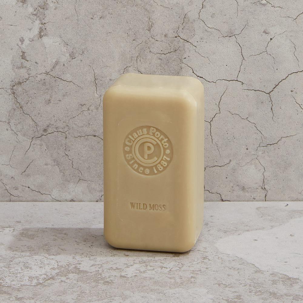 CLAUS PORTO|復古手工蠟封香氛皂150g 剛中帶柔(野生苔蘚)