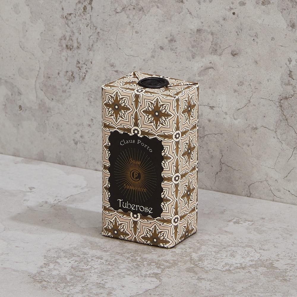 CLAUS PORTO|復古手工蠟封香氛皂150g 午夜嬌點(晚香玉)
