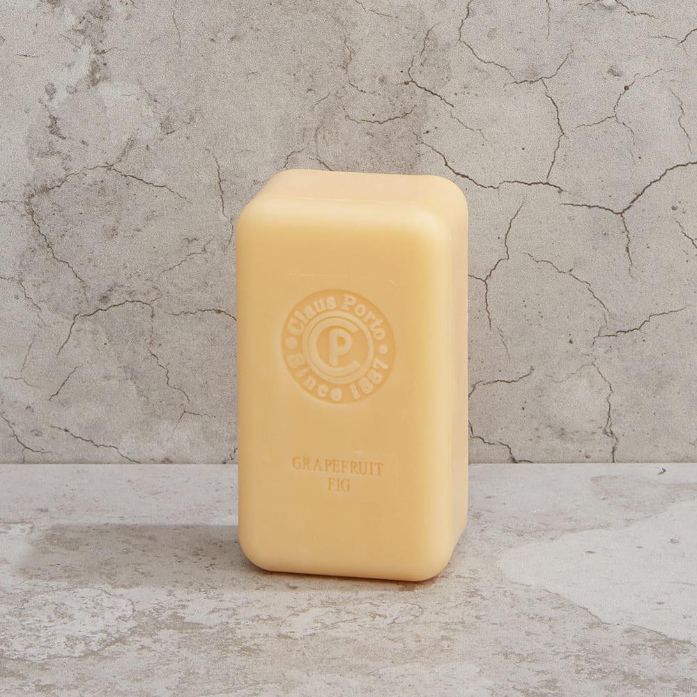 CLAUS PORTO|復古手工蠟封香氛皂150g 賦活清晨(葡萄柚)