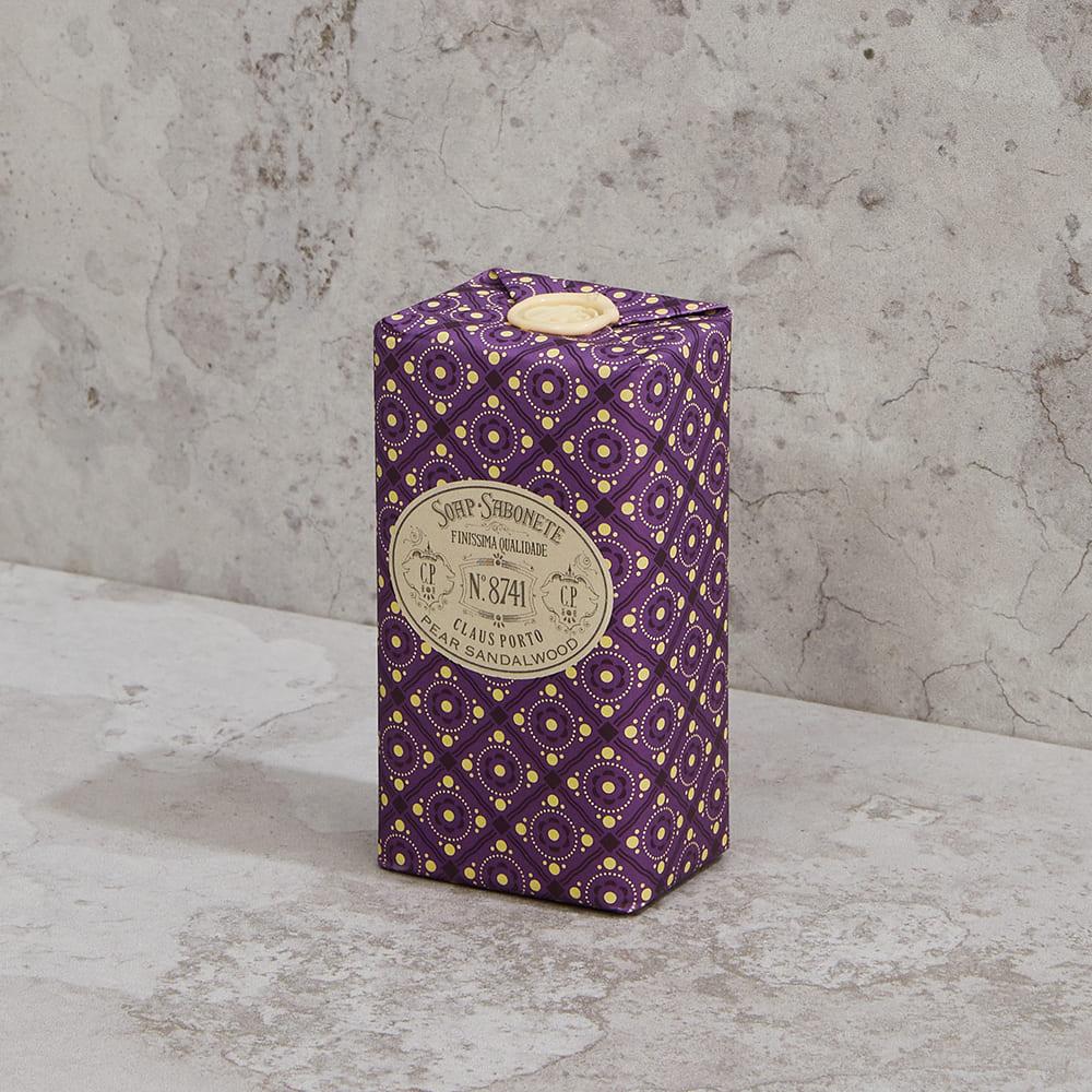 CLAUS PORTO|復古手工蠟封香氛皂150g 迷人的相遇(檀香)