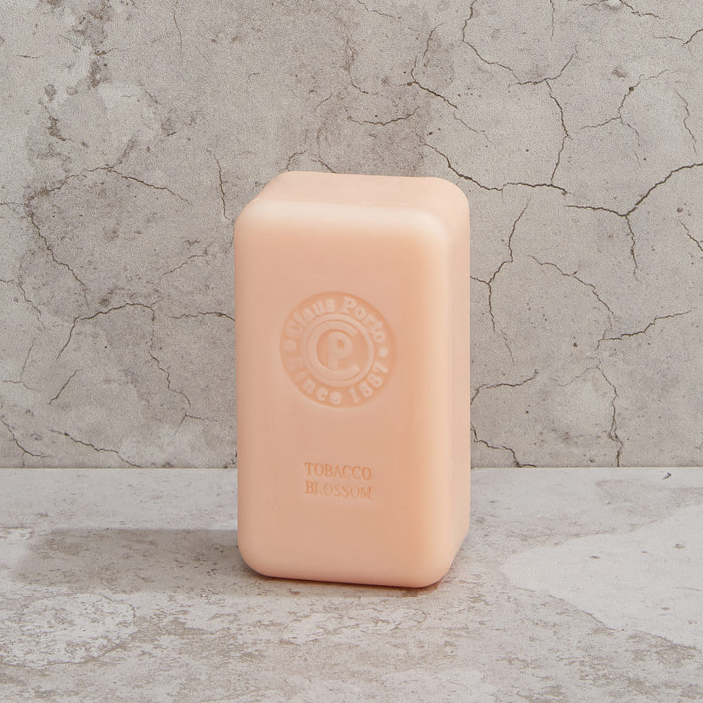 CLAUS PORTO|復古手工蠟封香氛皂150g 燃燒吧愛情(菸草花)