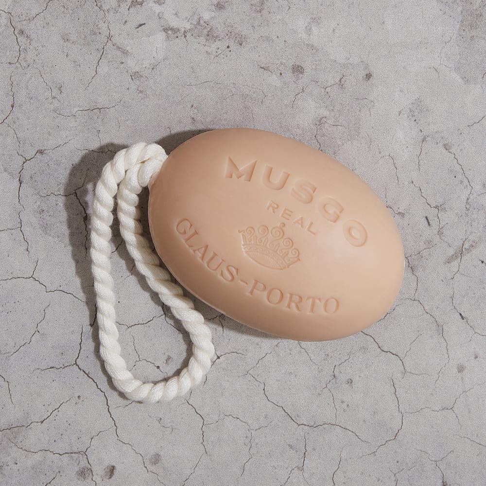 CLAUS PORTO|異國冠冕手工棉繩身體皂 豁然開朗(甜橙琥珀)