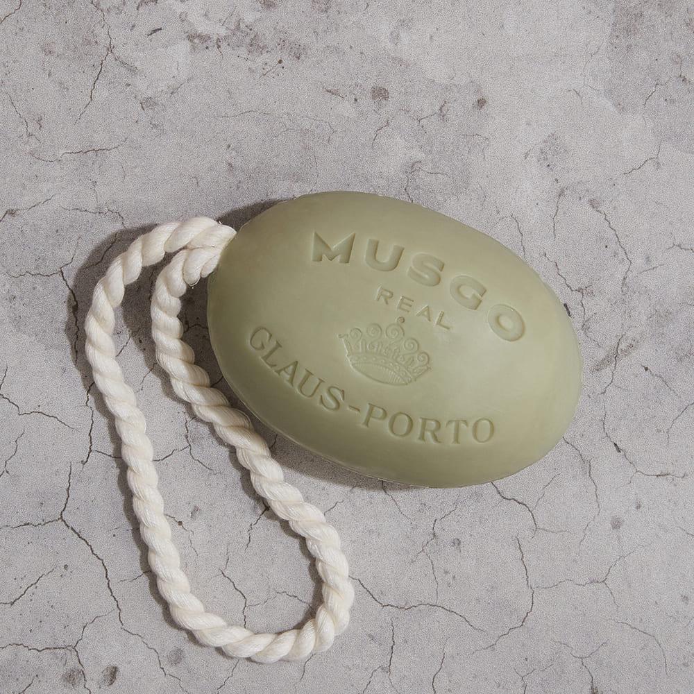 CLAUS PORTO|異國冠冕手工棉繩身體皂 紳士經典(古典香氛)