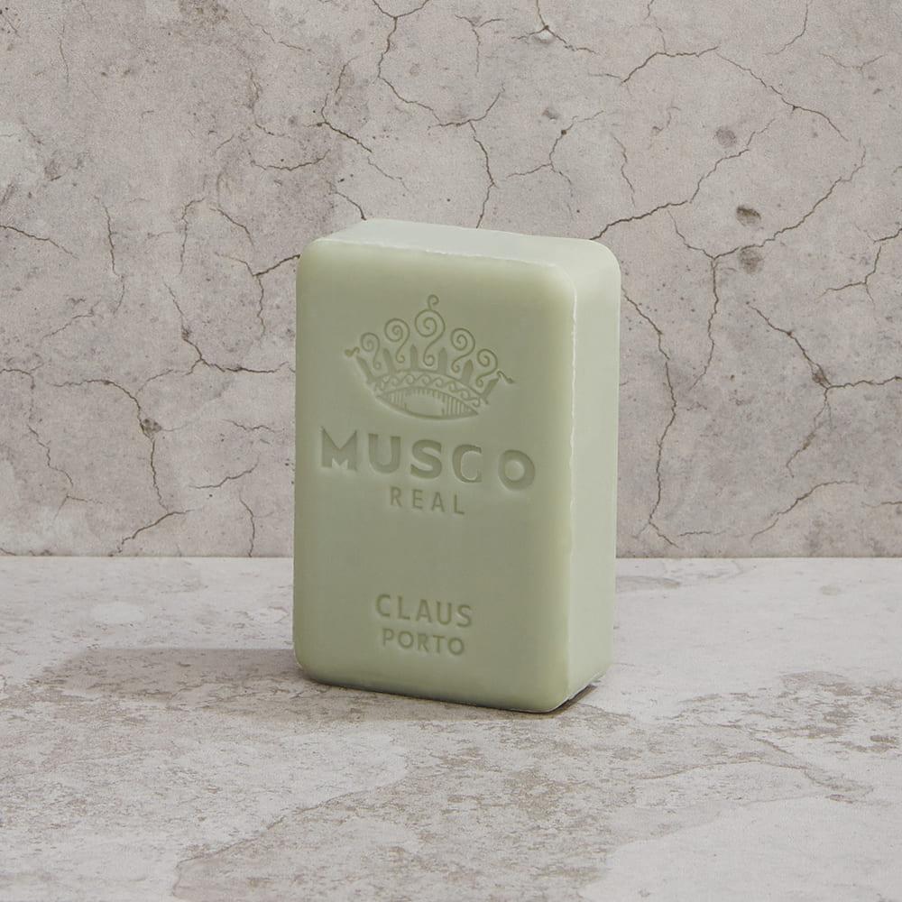 CLAUS PORTO|異國冠冕身體皂 紳士經典(古典香氛)【剃鬍皂】
