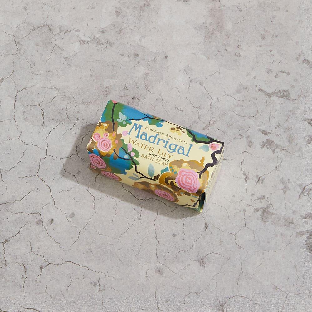 CLAUS PORTO|里斯本頌歌皇家迷你香氛皂 50g 在水一方(睡蓮)