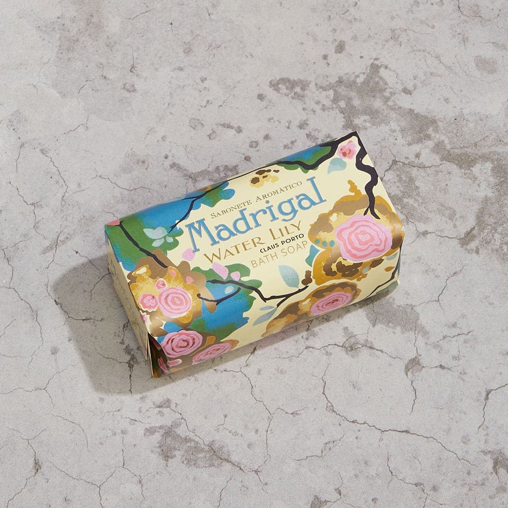 CLAUS PORTO|里斯本頌歌皇家香氛皂 150g 在水一方(睡蓮)