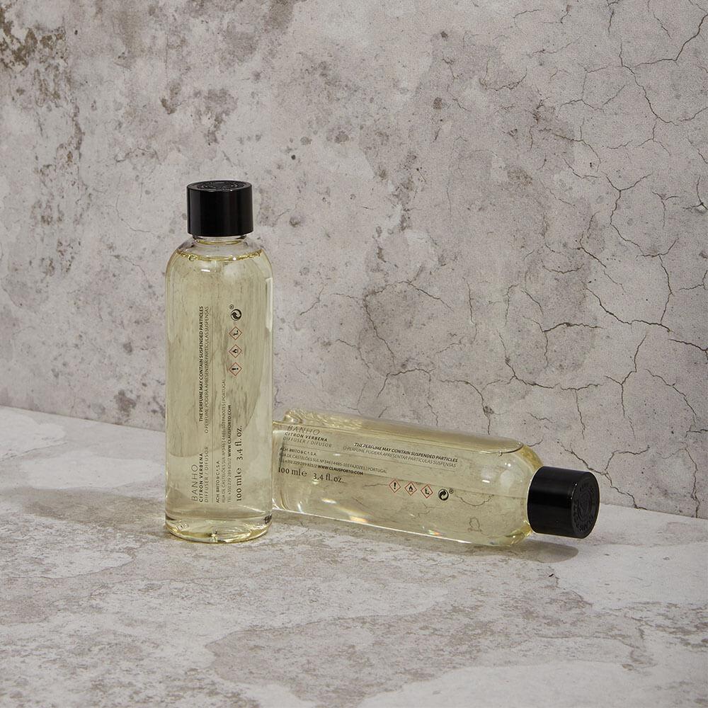 CLAUS PORTO|白瓷蘆葦擴香組 躺在你懷中(佛手柑馬鞭草)