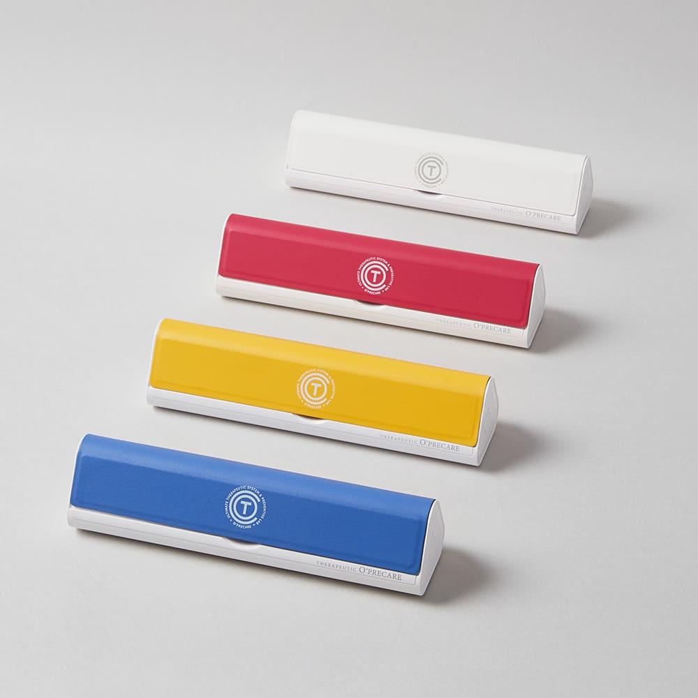 O'PRECARE|OKIT 攜帶式牙刷牙膏清潔組 經典白 【買一送一】