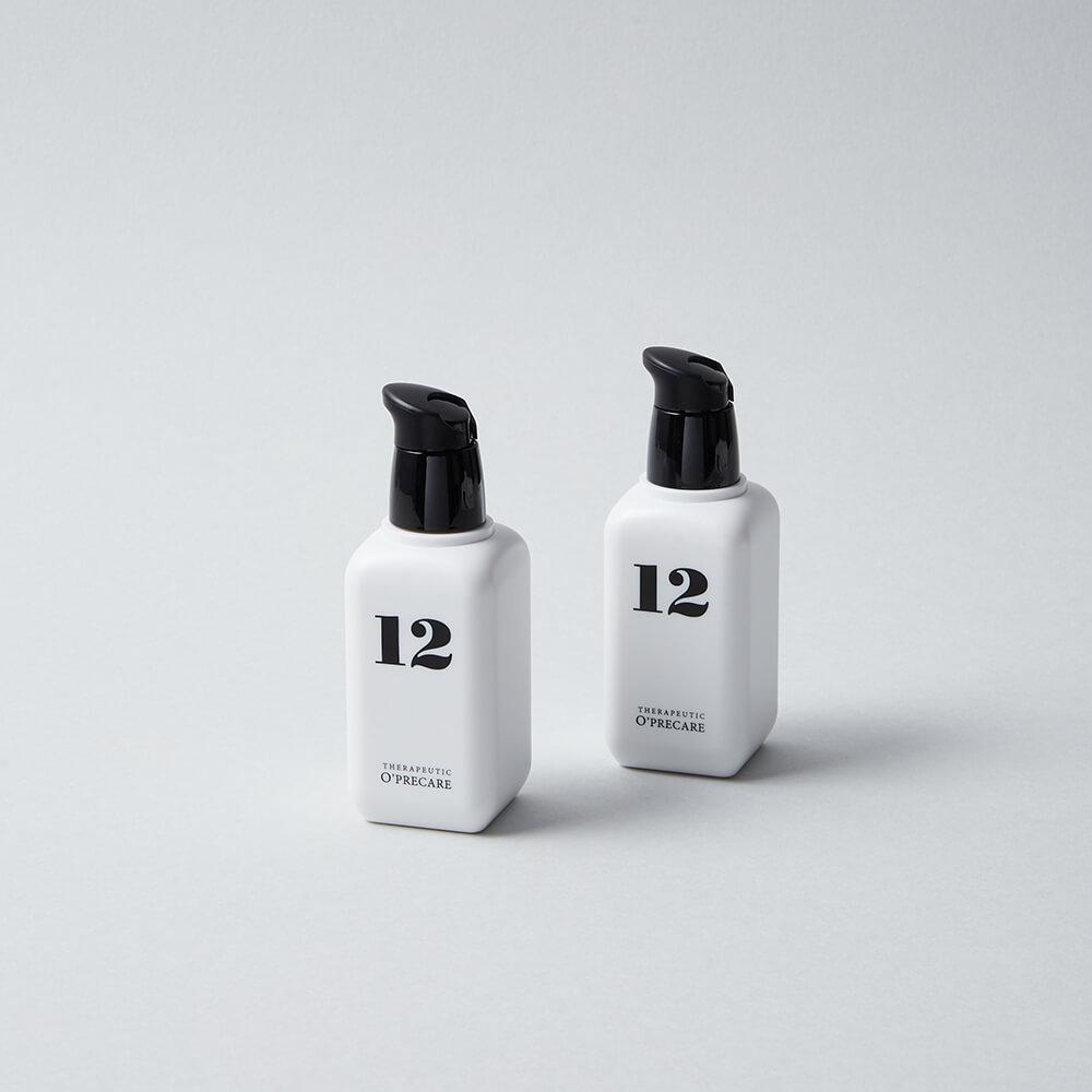 O'PRECARE|無氟牙膏清潔2件組 12點日中活力