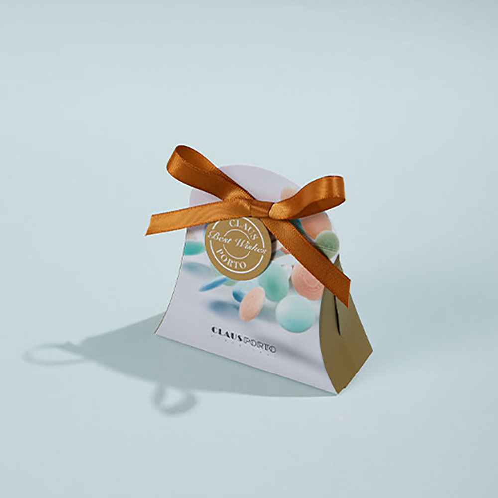 CLAUS PORTO|馬卡龍香氛皂婚禮小物 小禮盒