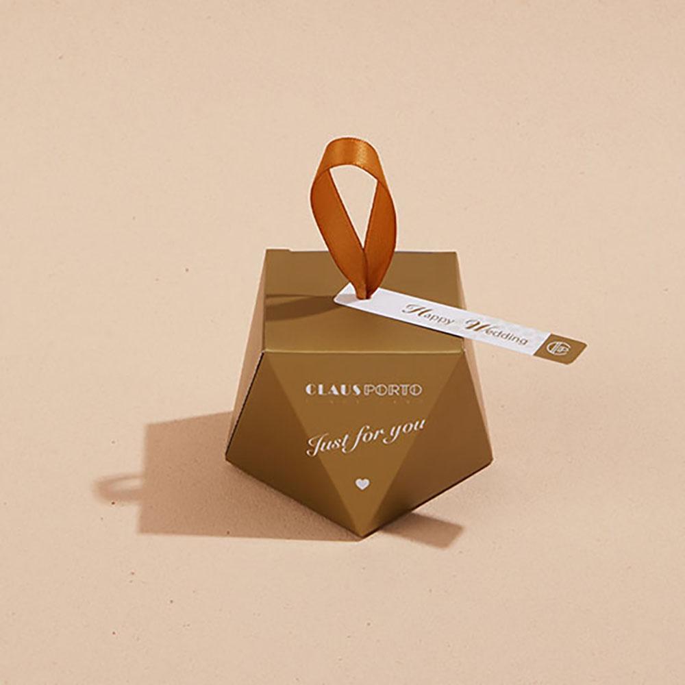 CLAUS PORTO 馬卡龍香氛皂婚禮小物 鑽石盒