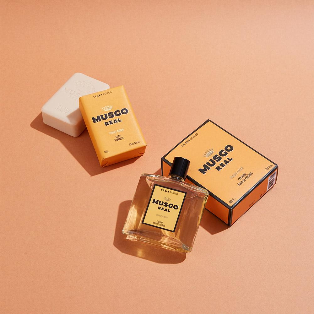 CLAUS PORTO|異國冠冕身體皂沐浴香水組