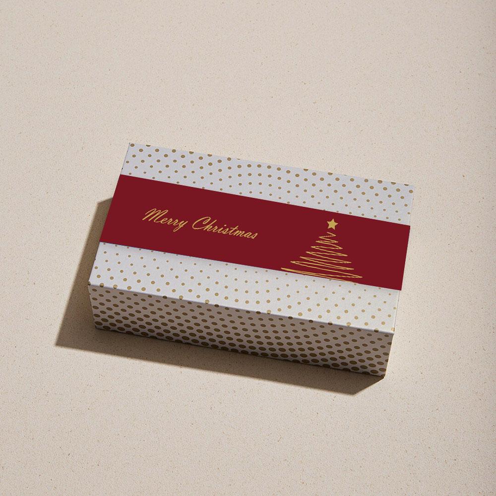 CLAUS PORTO|沐浴毛巾禮盒 聖誕款