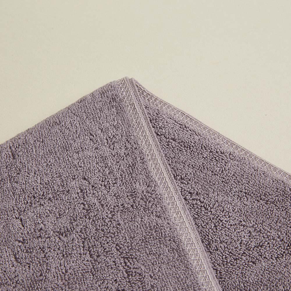 DAVID & MAISIE|100%純棉運動毛巾 靜謐紫
