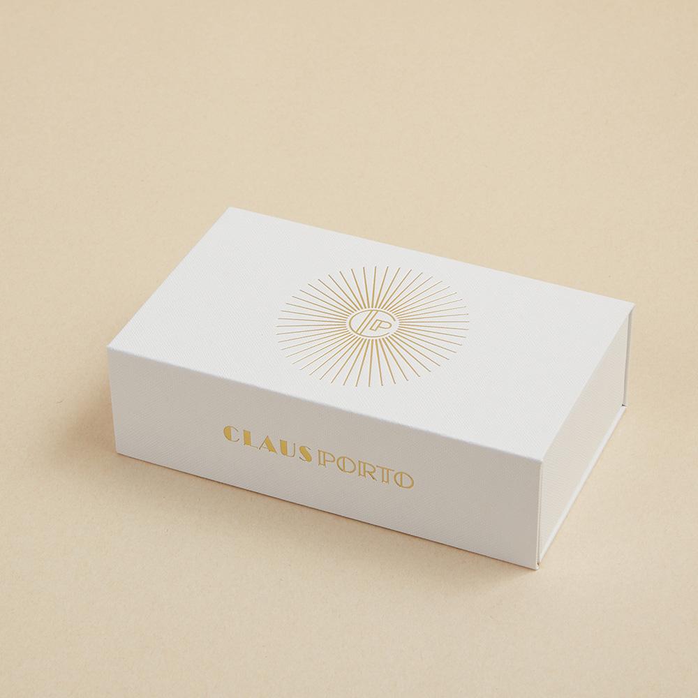 CLAUS PORTO 復古手工蠟封香氛皂禮盒 150g x 3入