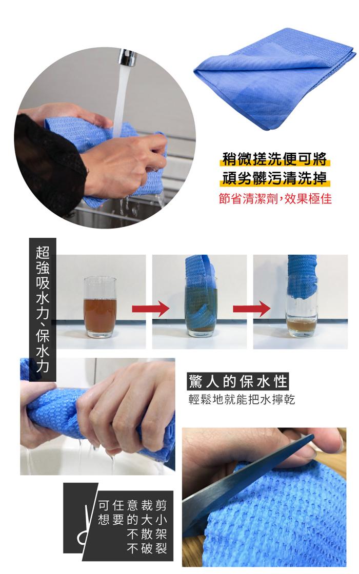 (複製)佶之屋 藍博士 3D 魔法布 30x30cm-1入