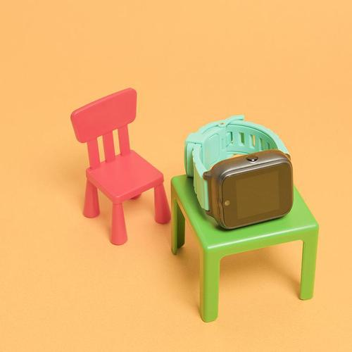目沐mumu 兒童智能手錶(綠色)