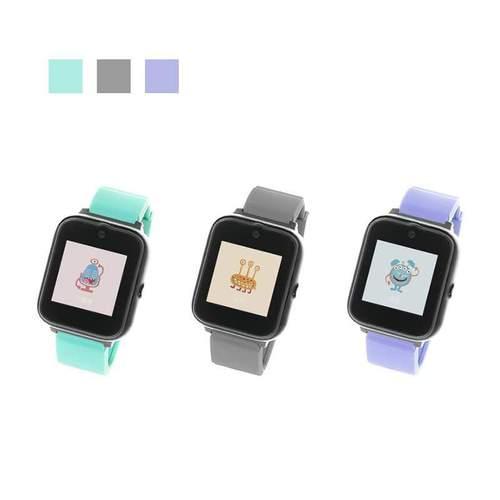 目沐mumu|兒童智能手錶(紫色)