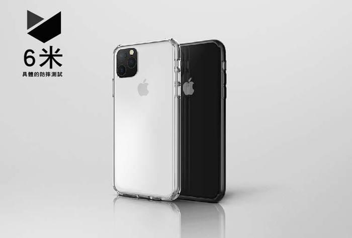 (複製)UNIQ|LinoHue 素色液態矽膠防摔殼-iPhone11/Pro/ProMax