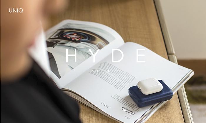 UNIQ HydeAir 10000mAh 無線快充帶支架螢幕行動電源