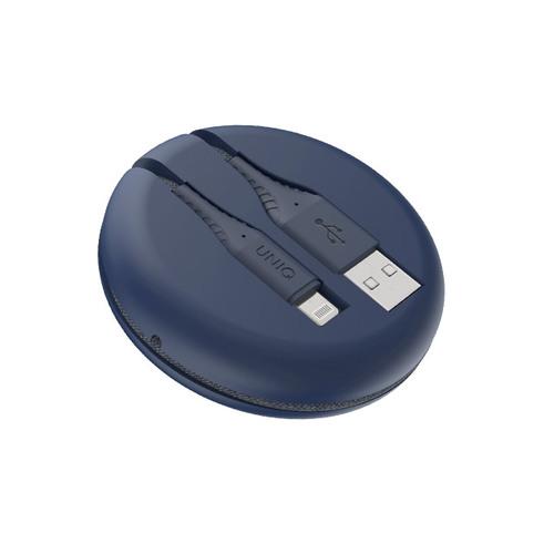 UNIQ|Halo PD快充 MFI認證傳輸線 iPhone USB-C to Lightning (1.2M)