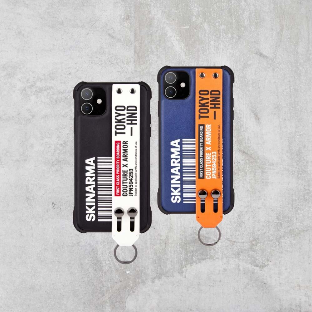 Skinarma| Bando 設計帶腕帶支架手機防摔保護殼 iPhone 11/Pro/ProMax