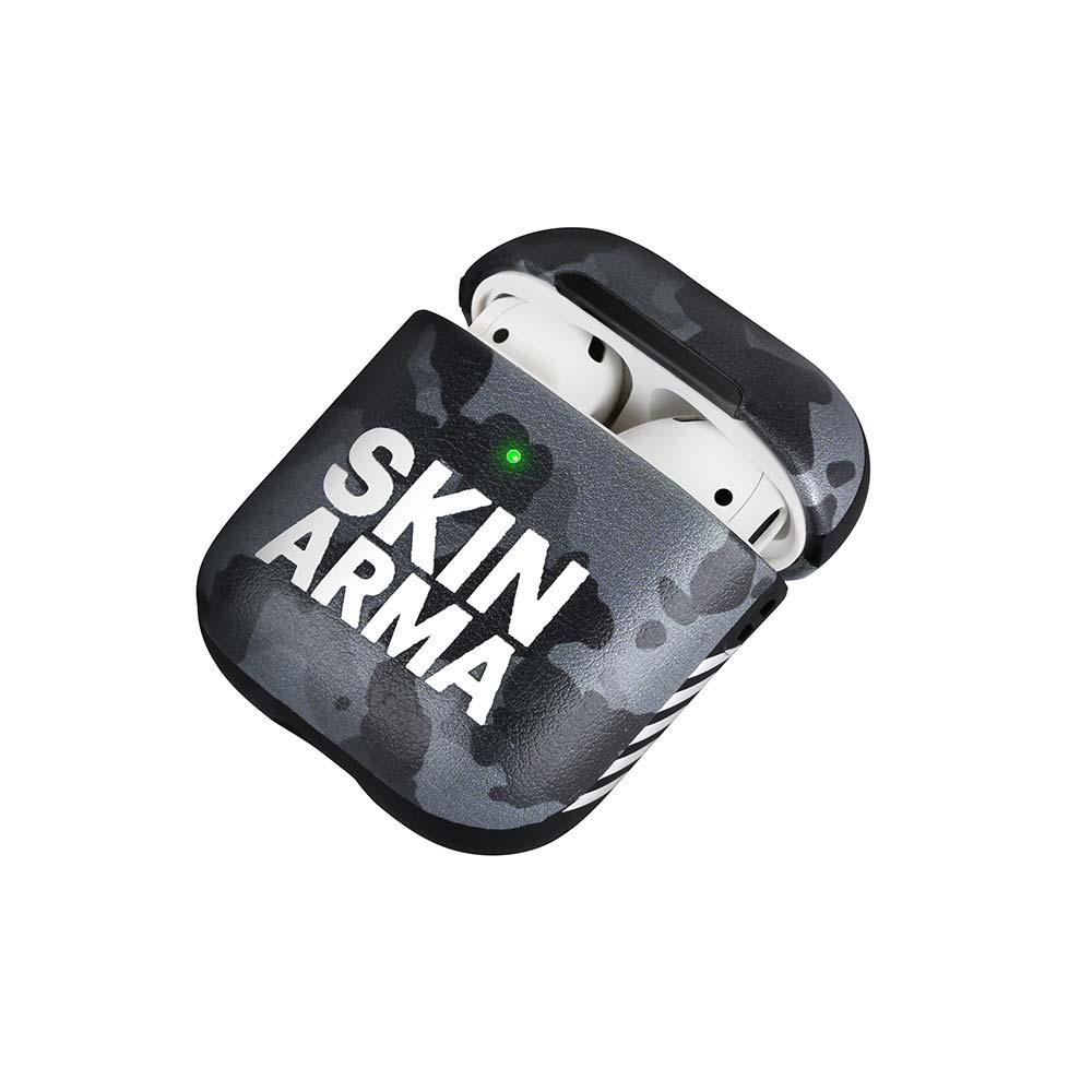 Skinarma日本潮牌|Camo AirPods 迷彩耳機保護套