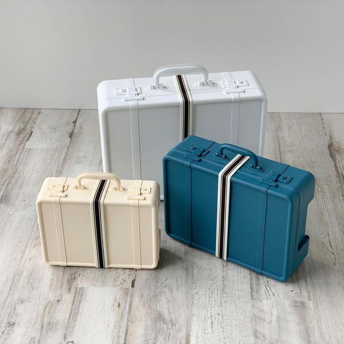 Hachiman-Kasei 八幡化成 |TRUNKSTORY 復古造型 行李收納箱 M