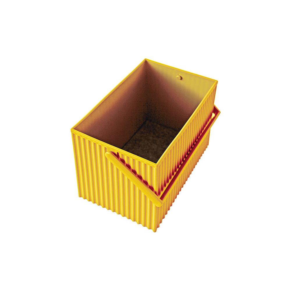 Hachiman-Kasei 八幡化成 |omnioffre 手提可堆疊方形收納盒 L