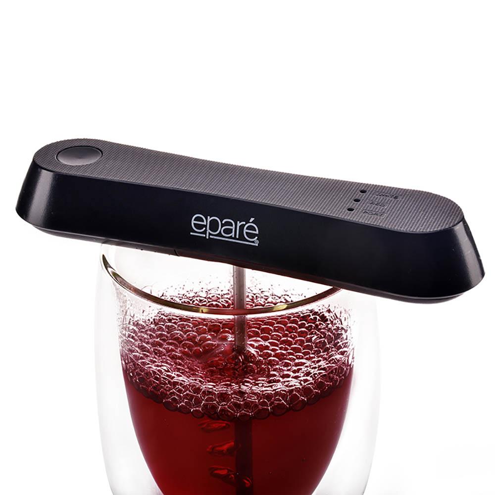 【集購】Epare Pocket Wine Aerator 電動醒酒魔術師