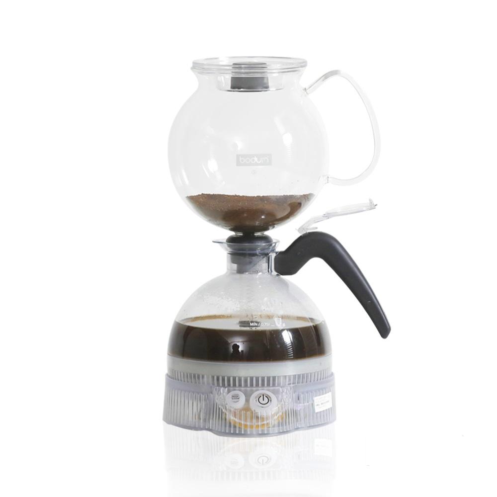 Bodum|電動虹吸式咖啡壺