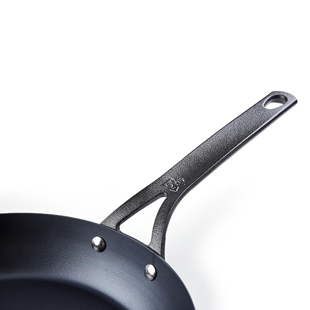 荷蘭 BK|碳鋼平底鍋-28cm