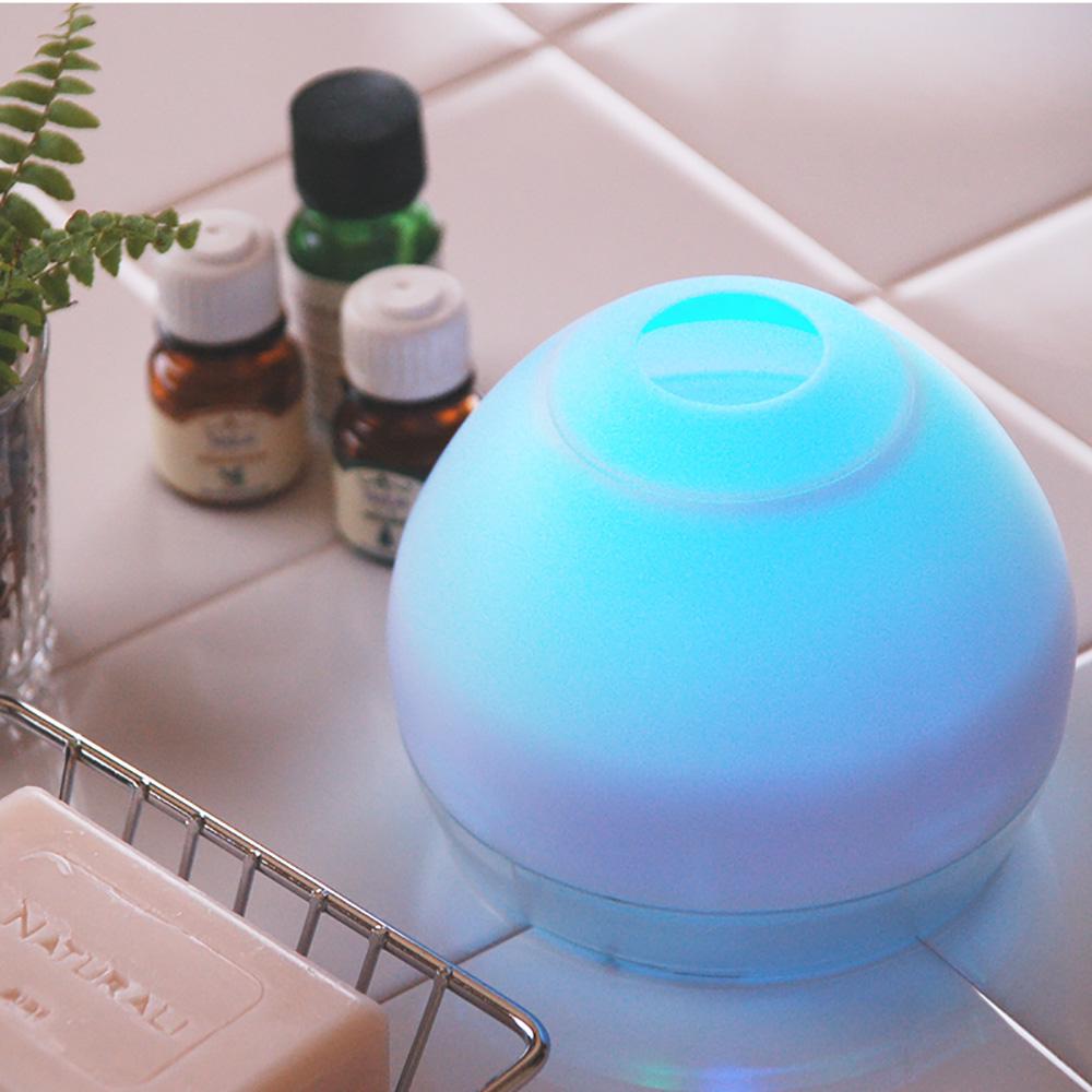 日本LADONNA|Aroma de Bath可浮沉泡澡精油燈