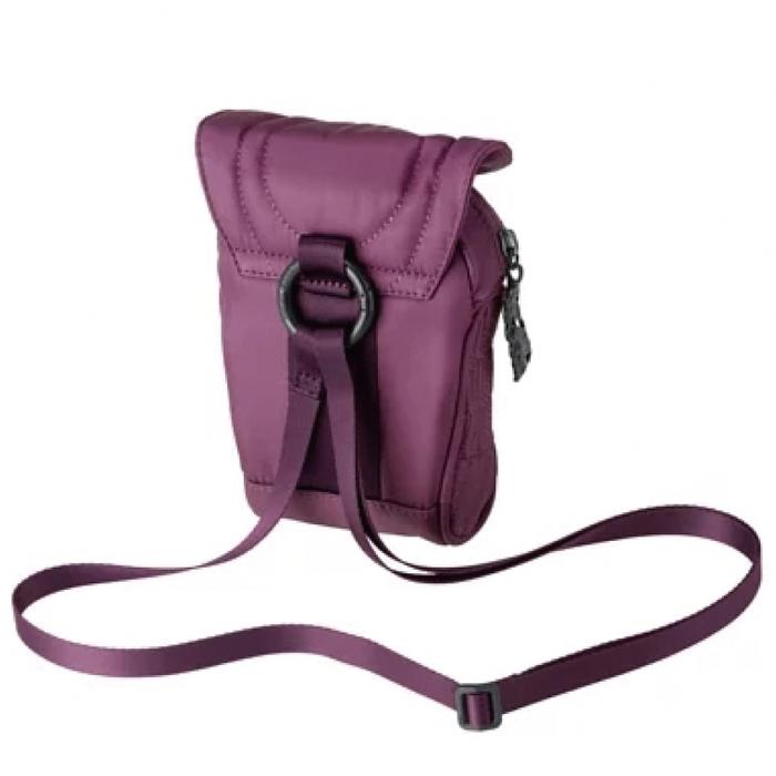 Morn Creations 正版貓頭鷹手機包(S)-紫色