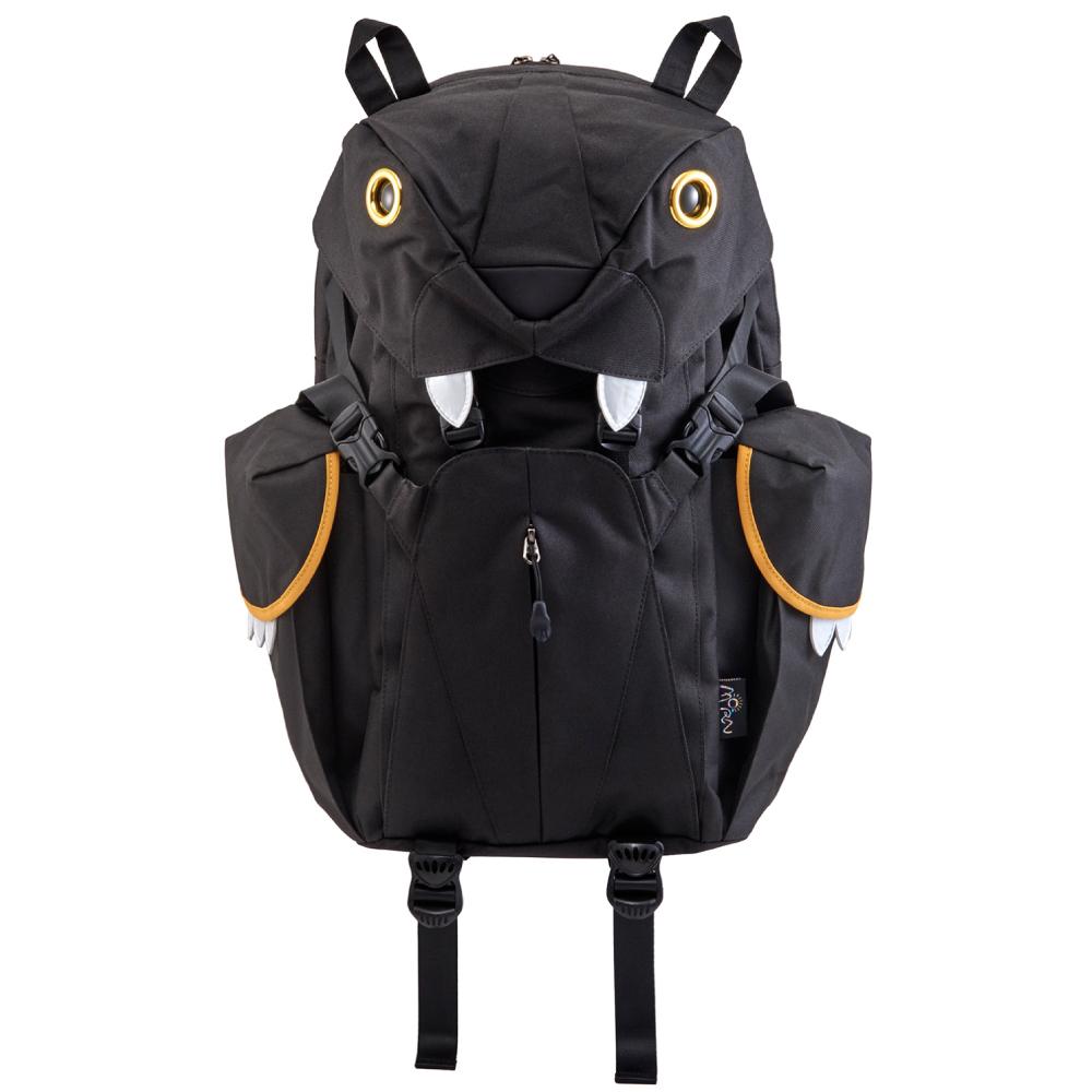 Morn Creations|正版可愛老虎電腦背包 BC-220-BK 黑色