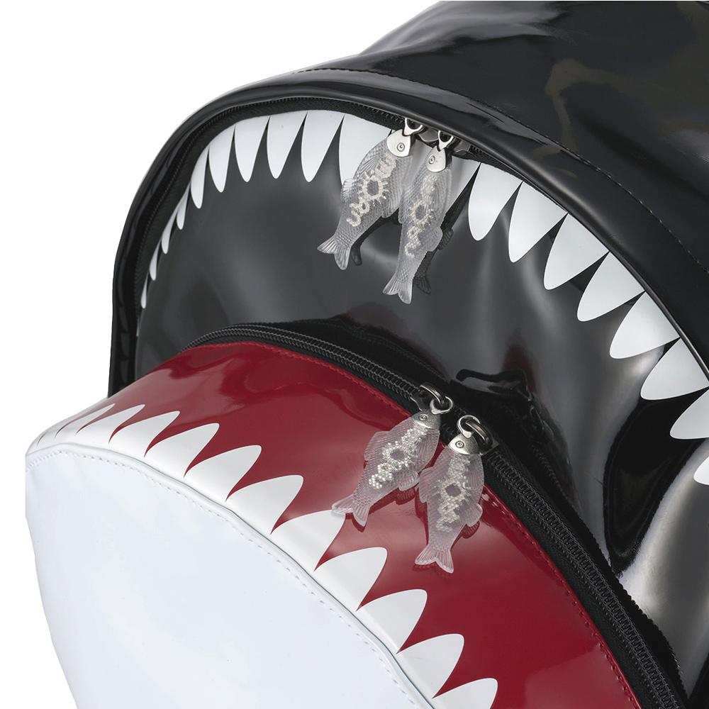 Morn Creations 正版可愛殺人鯨細背包 KW-104 黑 (S) 小朋友款
