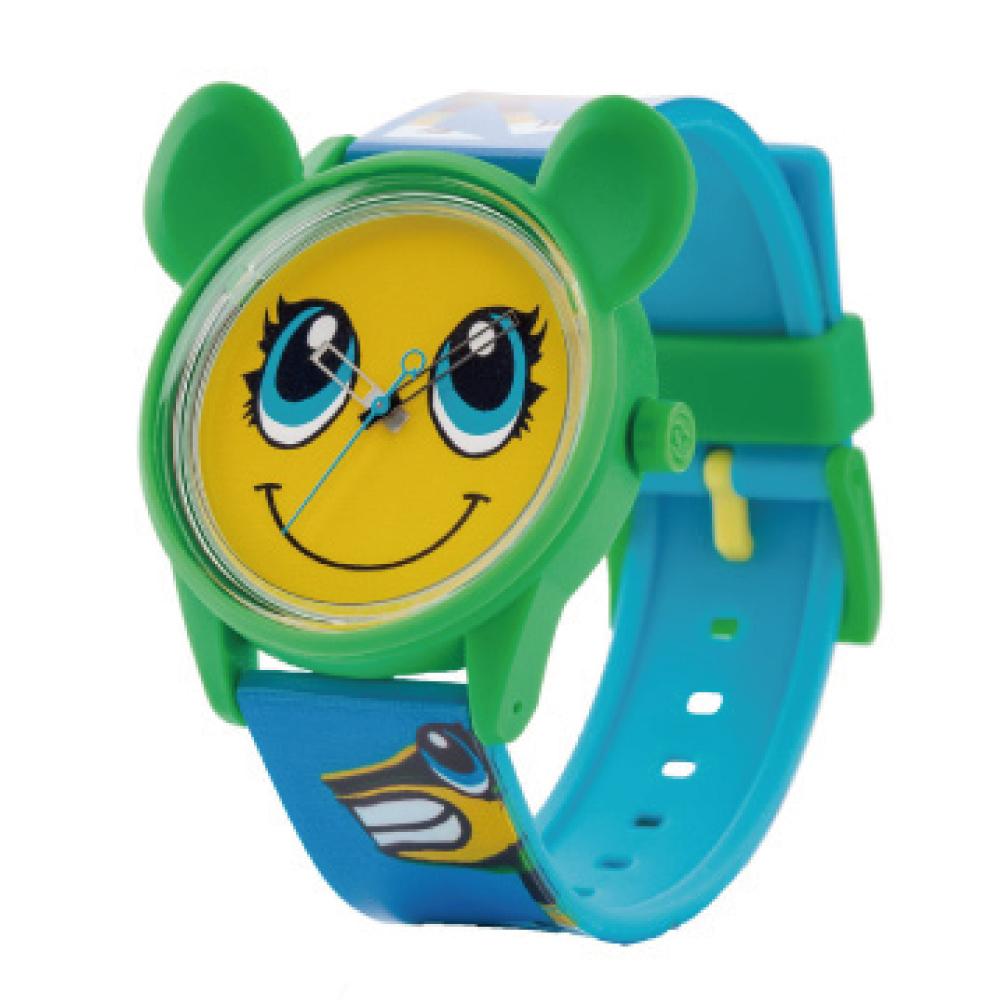Q&Q SmileSolar|米蘭時裝款 限量太陽能錶 微笑米奇 40mm