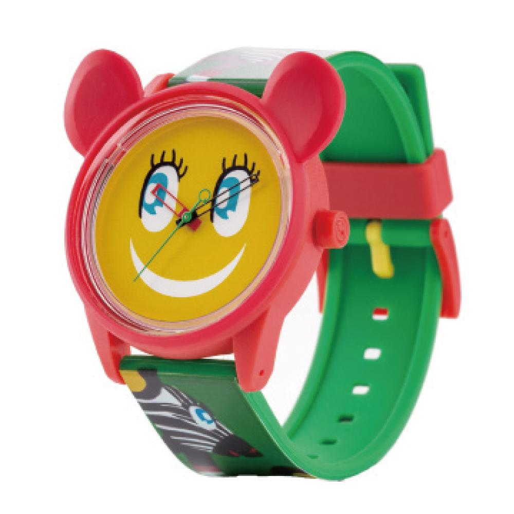 Q&Q SmileSolar|米蘭時裝款 限量太陽能錶 開心米奇/40mm