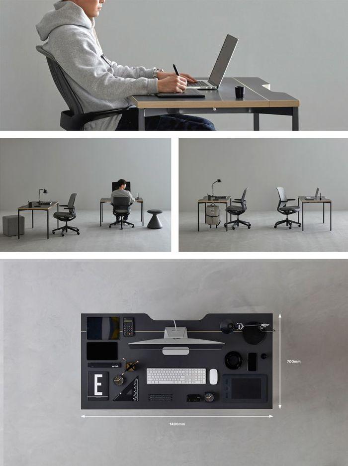 (複製)iloom 怡倫家居|Desker 1400型升降式電動桌|三山科技新創組|多色可選