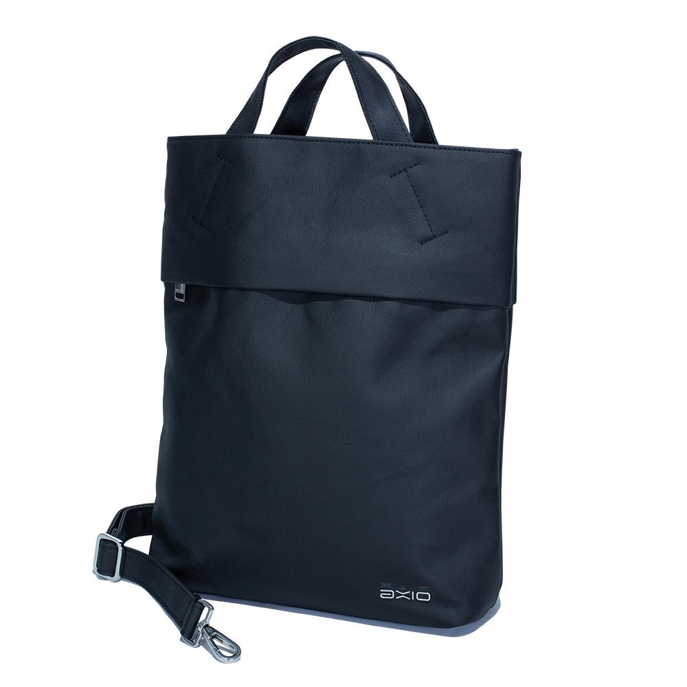 AXIO|KISS Shoulder bag 隨身帆布肩背包 (AKT-536S) 黑色