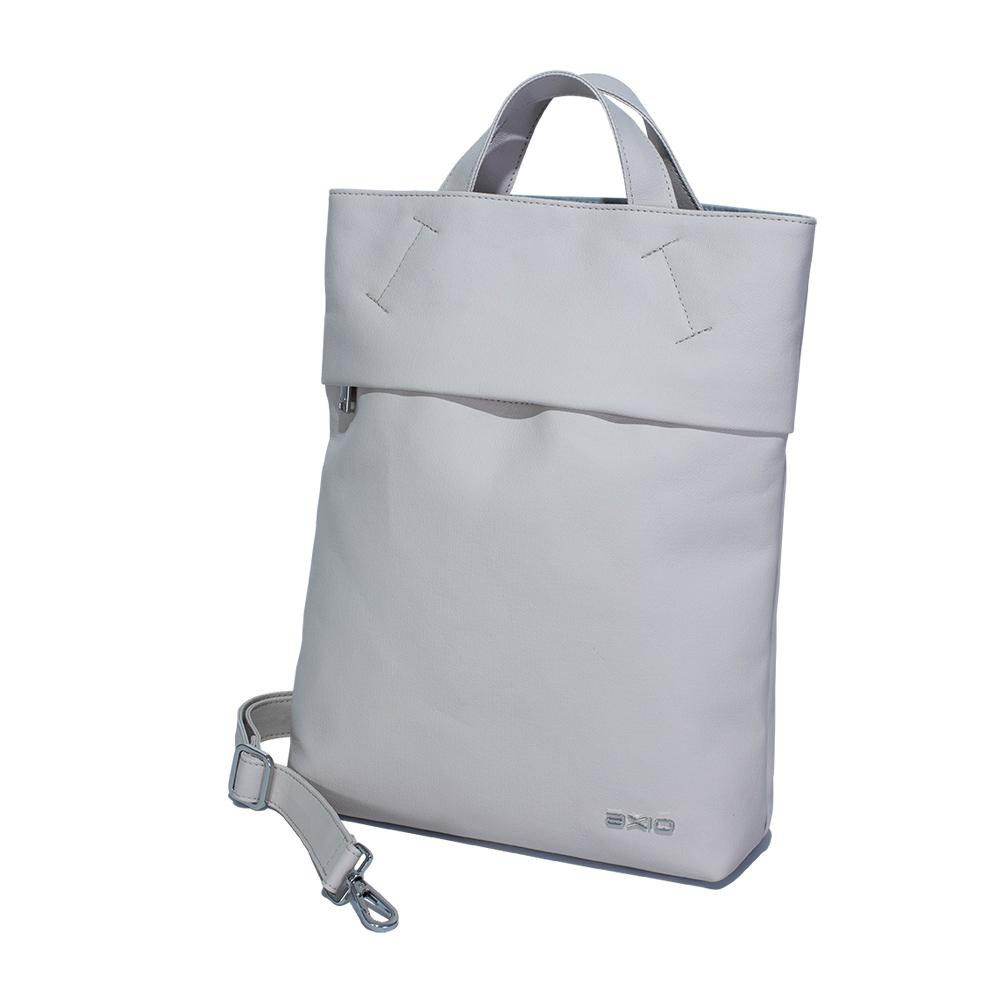 AXIO|KISS Shoulder bag 隨身帆布肩背包 (AKT-536S) 奶茶色
